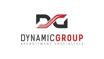 High Resolution DG Logo white background