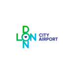 London City Airport square