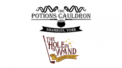 The potions cauldron